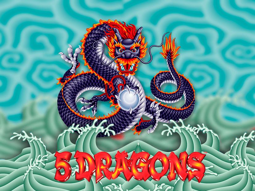 5 Dragons สล็อตห้ามังกร
